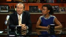 Commentators Michael Reagan and Tanya Acker Debate U.S. Response to Egypt's Turmoil