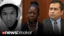 """HELP ME!"": Trayvon Martin's Mother Takes Stand; Hears 911 Call Before Fatal Shot"