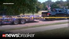 4TH OF JULY TRAGEDY: 8 Year Old Dies After He's Run Over By Parade Float