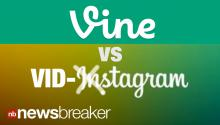 VINE VS. VID-STAGRAM: Vine Vies for Video Supremacy Against Instagram