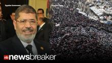 BREAKING VIDEO: Reports of Armored Vehicles in Street and Pres. Morsi No Longer in Power