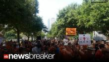 'ABSOLUTE ANARCHY': Tx Gov Perry Blasts Abortion Bill Protesters Before Special Session