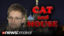 CAT & MOUSE: NSA Secrets Leaker Skips Flight to Cuba; Whereabouts Unknown