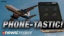 PHONE-TASTIC: FAA to Relax Rules on Portable Electronics During Takeoff & Landing