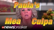 "Food Network Star Paula Deen Issues Mea Culpa for ""Inappropriate, Hurtful Language"""