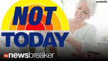 NOT TODAY: Paula Deen a No-Show at The Today Show After New Contempt Charges