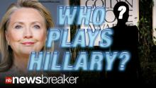 WHO PLAYS HILLARY?: Hollywood Looking to Cast Former First Lady for New BioPic