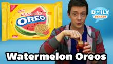 Watermelon Oreos Are Here