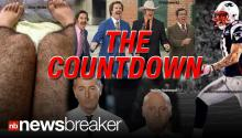 TOP 5: Most Retweeted NewsBreaker Stories from June 19, 2013