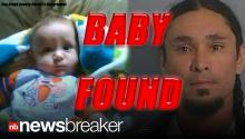 AMBER ALERT CANCELLED: 5 Month Old Baby Found Safe; Dad Under Arrest