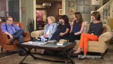 'Hot in Cleveland' cast interview