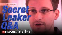 Top 3 Responses from NSA Secrets Spiller Edward Snowden's New Online Q&A