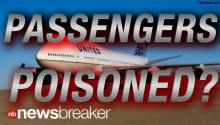 BREAKING UPDATE: Man Who Claimed He Poisoned Passengers on Flight Arrested