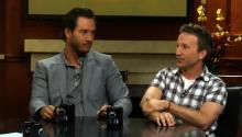 Franklin & Bash: Mark-Paul Gosselaar & Breckin Meyer
