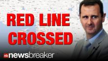 "BREAKING: ""Red Line Has Been Crossed"" U.S. Confirming Syria Has Used Chemical Weapons"