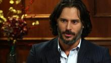 Lick Me: Joe Manganiello Talks About A Fan's Wild Request