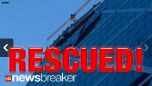 BREAKING: Two Window Washers Rescued in Manhattan After Scaffolding Collapsed