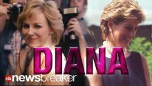 FIRST LOOK: Naomi Watts as Princess Diana in Soon to be Released Motion Picture