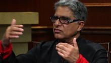 We Are An Overmedicated Society: Deepak Chopra And Dr. Gary Small Talk Drugs And Booze
