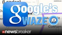 A-WAZE-ING: Google Buys Social Mapping App Waze for $1.3 Billion