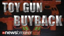 STRANGE: Elementary School Offers Toy Gun Buyback Program