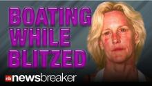 BROCKOVICH BUSTED: Mug Shot Released of Famed Activist Arrested for Boating While Intoxicated