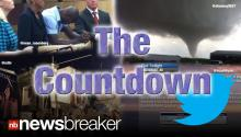 TOP 5: Most ReTweeted NewsBreaker Stories Today, June 10, 2013