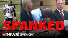 SPANKED!: Former NFL Star Chad Johnson Smacks Lawyer on Butt; Gets Jail