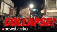 BREAKING: Five Story Building Collapses in Mumbai, India Trapping Children & Seniors