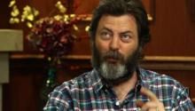 A Very Kabuki Affair: Nick Offerman's Perfect Wedding