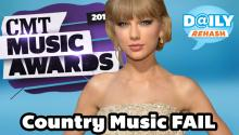 Country Music FAIL: CMT Awards 2013