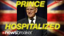 BREAKING: Britain's 91 Year Old Prince Philip Hospitalized