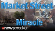 MARKET ST. MIRACLE: 14th Survivor Pulled From Rubble of Collapsed Building