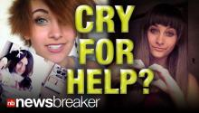 CRY FOR HELP: Paris Jackson Reportedly Just Wanted Attention With Suicide Attempt