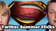 Summer Movies Preview 2013 on Twitter