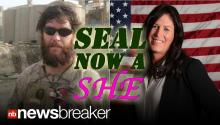 HE NOW A SHE: Navy Seal Comes Out as Woman