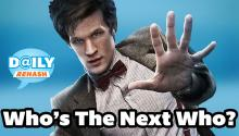 Matt Smith Leaving Dr Who on Twitter