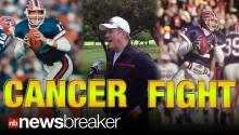 BREAKING: NFL Hall of Fame QB Jim Kelly Battling Cancer