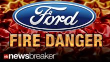 BREAKING: Ford Announces Massive Recall