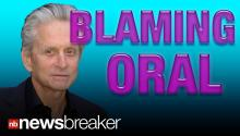 BLAMING ORAL: Michael Douglas Claims Cunnilingus Gave Him Throat Cancer