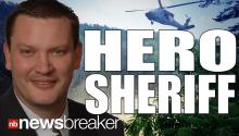 HERO SHERIFF: Arkansas Sheriff Killed in Flood Waters Trying to Save Woman