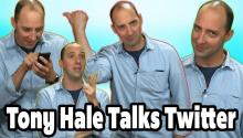 Guest Tony Hale Talks