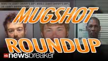 MUGSHOT ROUNDUP: Naked Drunk Man Found Hiding in Neighbors Dryer