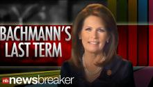 RAW VIDEO: Rep. Michele Bachmann Announces She Will Not Run for House Again