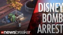 BREAKING: Disneyland Employee Arrest in Dry Ice Bombing at Park