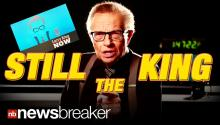 THE KING: Veteran Interviewer Larry King Announces New Show