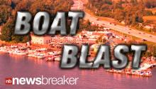 BREAKING: Children Badly Burned in Boat Explosion