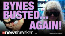 BUSTED... AGAIN!Former Nick Star Turned Nutball Amanda Bynes Arrested