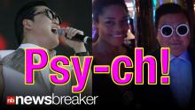 IMPOSTER: Phony Psy Storms Cannes