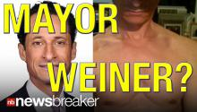 REDEMPTION: Former Rep. Anthony Weiner Makes NYC Mayoral Run Official